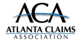 ACA - Atlanta Claims Association